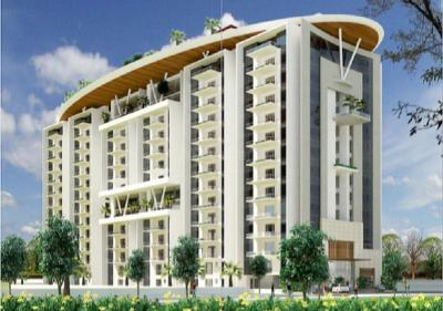 Gallery Cover Image of 2050 Sq.ft 3 BHK Apartment for buy in Kothaguda for 13325000