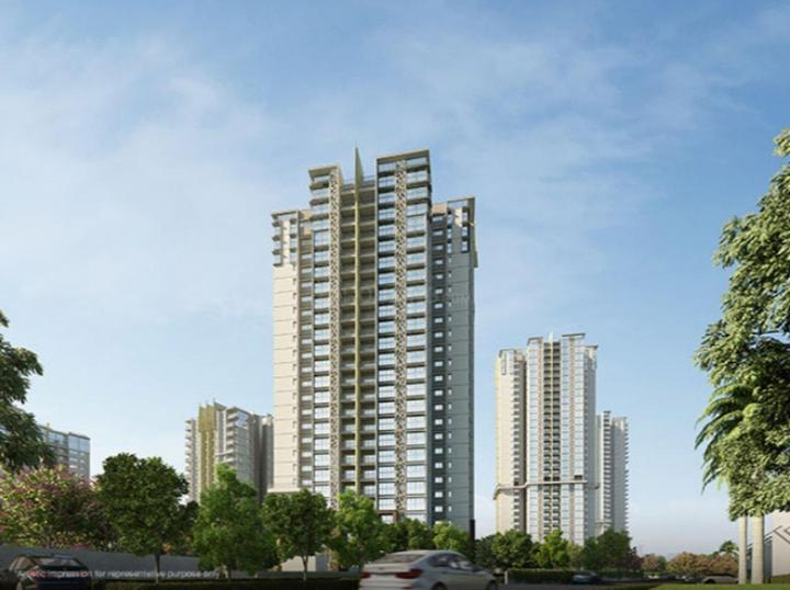 Building Image of 1970 Sq.ft 3 BHK Apartment for buy in Shapoorji Pallonji Parkwest Phase 2, Jagajeevanram Nagar for 20619039
