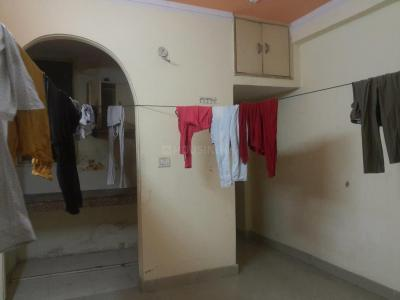Gallery Cover Image of 400 Sq.ft 1 BHK Apartment for rent in Name-3B, New Ashok Nagar for 8000
