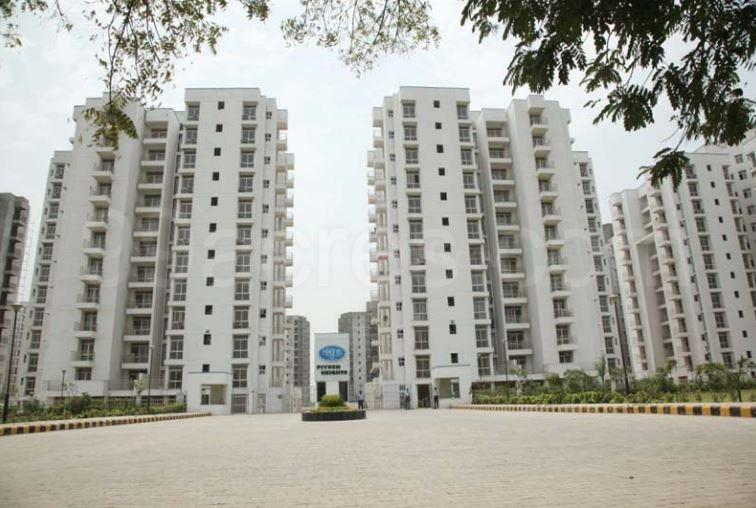Building Image of 1268 Sq.ft 2 BHK Apartment for rent in Sector 89 for 9000