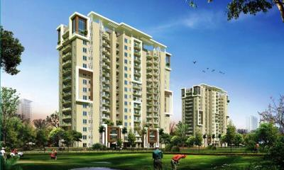 Gallery Cover Image of 1645 Sq.ft 3 BHK Apartment for buy in Emaar Palm Heights, Sector 77 for 10500000
