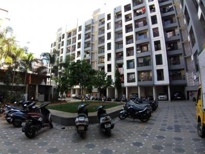 Gallery Cover Image of 650 Sq.ft 1 BHK Apartment for buy in Seven Eleven Residency, Mira Road East for 5500000