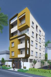 Gallery Cover Image of 1100 Sq.ft 2 BHK Independent Floor for buy in Nandanvan for 6200000