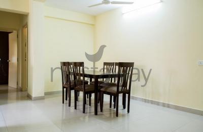 Dining Room Image of 403 Mak Park View in Bellandur