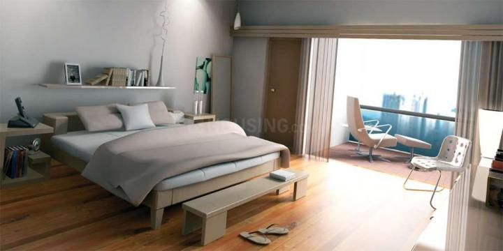 Bedroom Image of 2915 Sq.ft 3 BHK Apartment for buy in Kumar Privie Sanctum A1 And B1, Pashan for 47771786