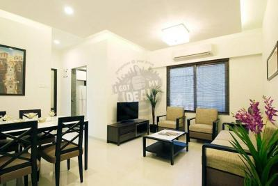 Gallery Cover Image of 1911 Sq.ft 3 BHK Apartment for buy in Bombay Island City Center, Wadala for 62500000