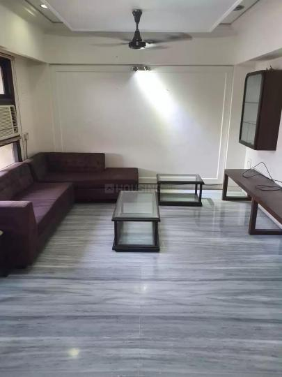 Living Room Image of 1200 Sq.ft 2 BHK Apartment for rent in Juhu for 85000