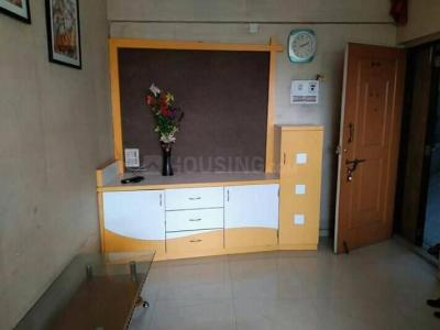 Gallery Cover Image of 600 Sq.ft 1 BHK Apartment for rent in Thane West for 21500