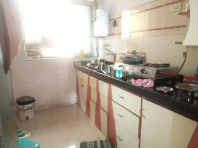 Gallery Cover Image of 980 Sq.ft 3 BHK Apartment for rent in The Residency Apartments, Kopar Khairane for 40000