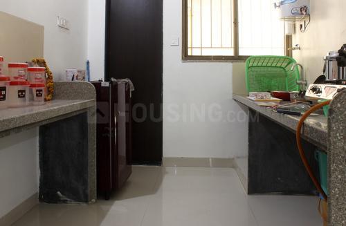 Kitchen Image of F 1004 Wisdom Park in Pimpri