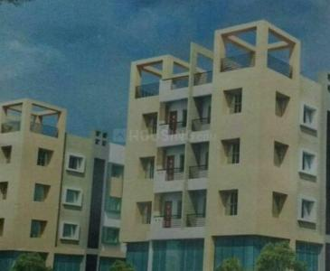 Gallery Cover Image of 550 Sq.ft 1 BHK Apartment for rent in Swapno Neer Apartment, Rajarhat for 6500