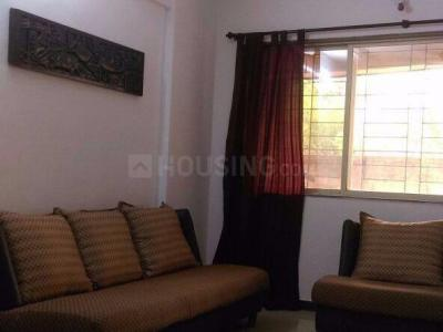 Gallery Cover Image of 675 Sq.ft 1 BHK Apartment for rent in Mira Road East for 13000
