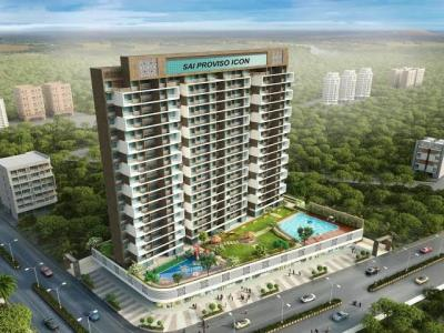 Gallery Cover Image of 700 Sq.ft 1 BHK Apartment for buy in Sai Proviso Icon, Kalamboli for 5000000