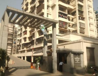 Gallery Cover Image of 1545 Sq.ft 3 BHK Apartment for rent in Kharghar for 25000