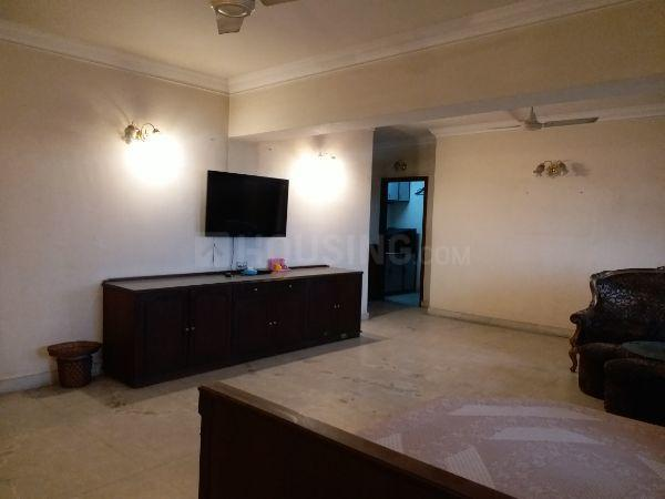 Living Room Image of 1650 Sq.ft 3 BHK Apartment for rent in Topsia for 45000