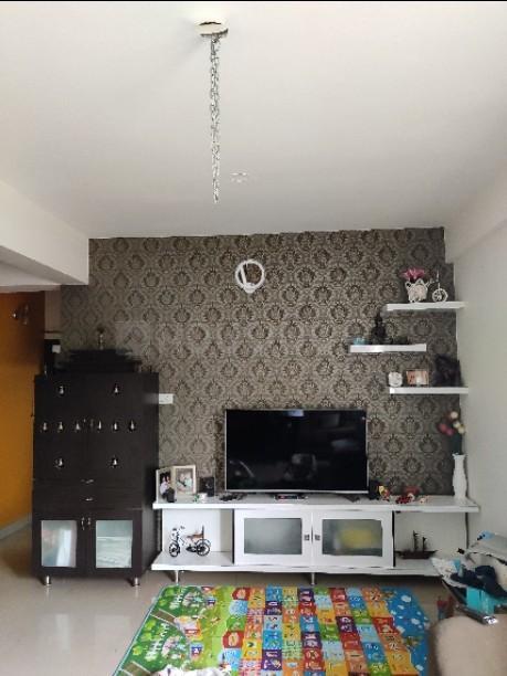1150 Sqft 2 Bhk Apartment For Sale In Innovative Lake View Residency Bilekahalli Bangalore Property Id 5297074