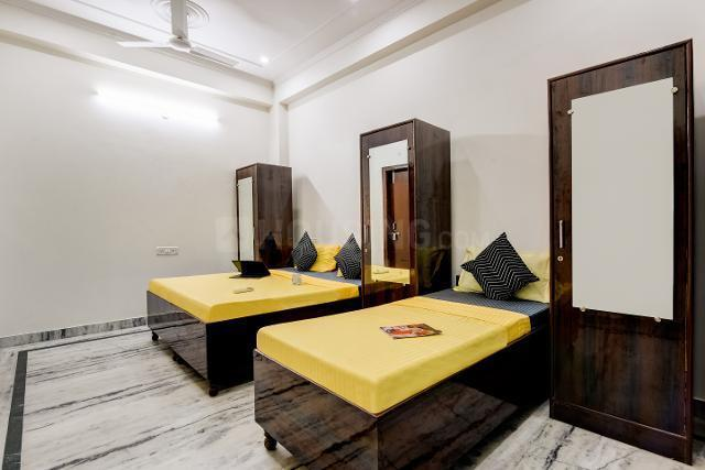 Bedroom Image of Oyo Life Nod749 Sector 18 Metro Stn in Sector 27