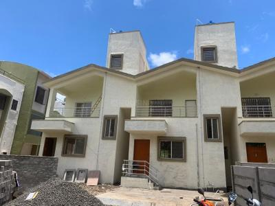 Gallery Cover Image of 2100 Sq.ft 3 BHK Villa for buy in Kumar Palm Meadows, Pisoli for 9000000