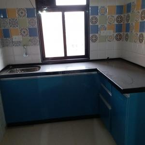 Gallery Cover Image of 650 Sq.ft 1 BHK Apartment for rent in Raunak Heights, Kasarvadavali, Thane West for 12500