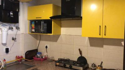 Kitchen Image of PG For Girls (fully Furnished) in Sector 137