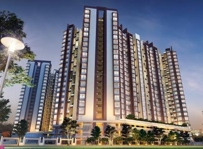 Gallery Cover Image of 1300 Sq.ft 3 BHK Apartment for buy in VTP Hi Life Phase 2, Thergaon for 10500000