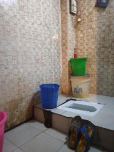 Bathroom Image of A.k PG in Laxmi Nagar