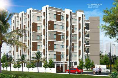 Gallery Cover Image of 380 Sq.ft 1 BHK Apartment for buy in Shaikpet for 2100000