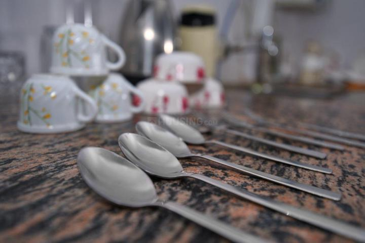 Kitchen Image of Oyo Life Grg1187 Palam Vihar Ext in Palam Vihar Extension