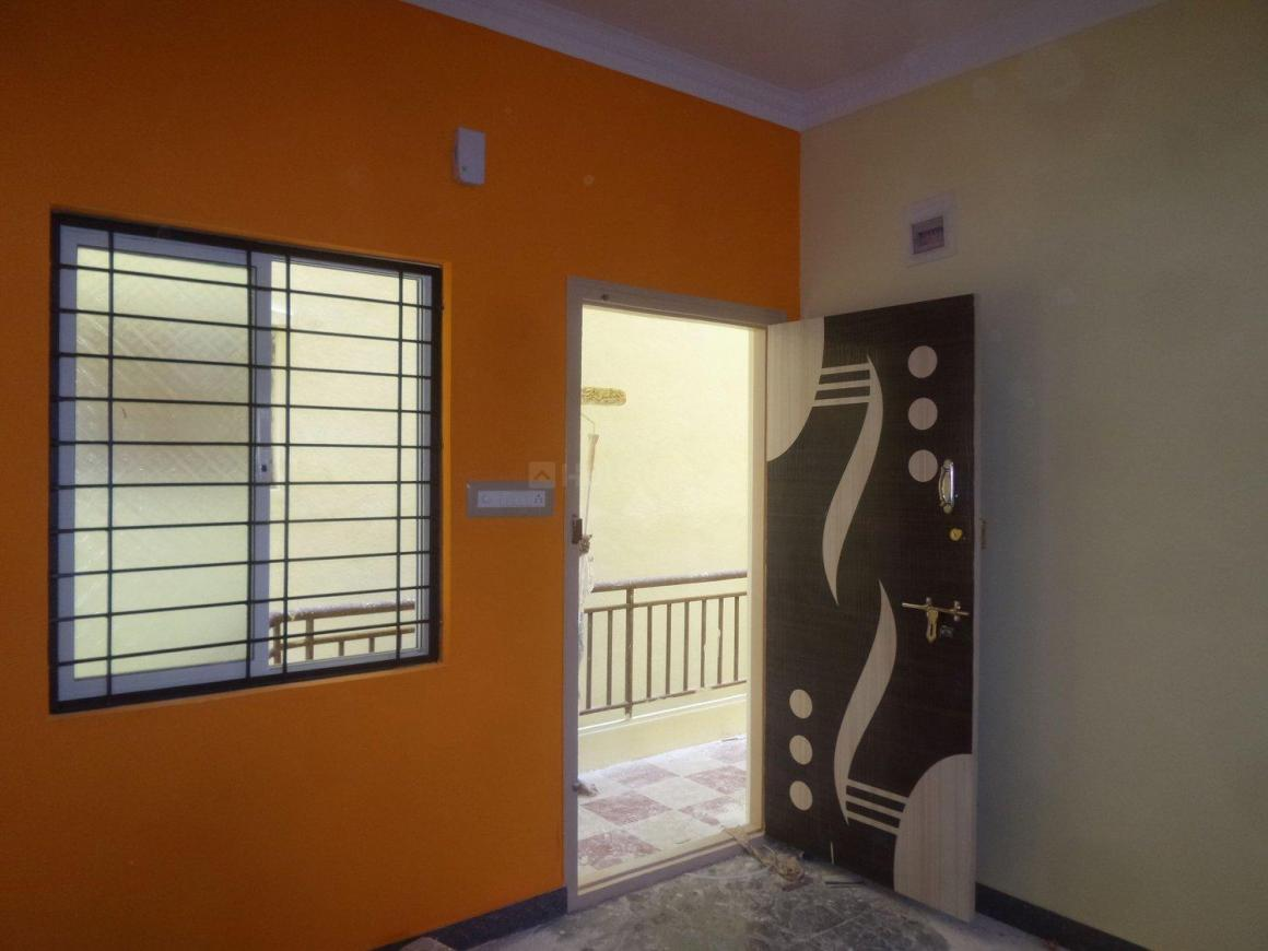 Living Room Image of 800 Sq.ft 2 BHK Apartment for rent in Soundarya Layout for 10000