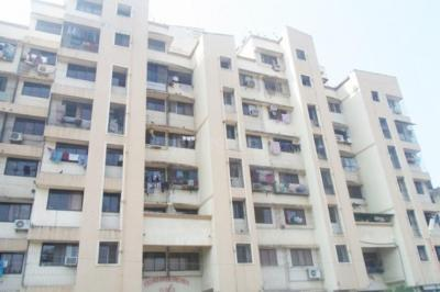 Gallery Cover Image of 665 Sq.ft 1 BHK Apartment for rent in Thane West for 17000