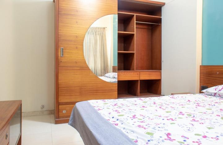 Bedroom Image of 102 A1 Sp Residency in Fursungi