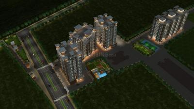 Gallery Cover Image of 697 Sq.ft 1 BHK Apartment for buy in Dynamic Realty Grandeur Premium I, Undri for 3500000