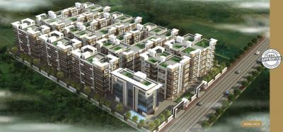 Gallery Cover Image of 1275 Sq.ft 2 BHK Apartment for buy in Hasini Platinum Entity, Gannavaram for 4462500