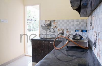 Kitchen Image of PG 4642646 Whitefield in Whitefield