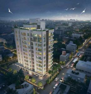 Gallery Cover Image of 1280 Sq.ft 3 BHK Apartment for buy in Orbit Cosmos, Tollygunge for 8320000