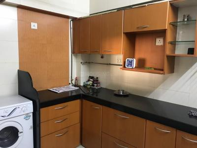 Gallery Cover Image of 950 Sq.ft 2 BHK Apartment for rent in Vashi for 32000