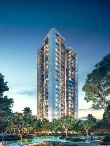 Gallery Cover Image of 889 Sq.ft 2 BHK Apartment for buy in Jogeshwari West for 18000000