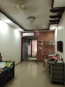 Gallery Cover Image of 685 Sq.ft 1 BHK Apartment for rent in Airoli for 20000