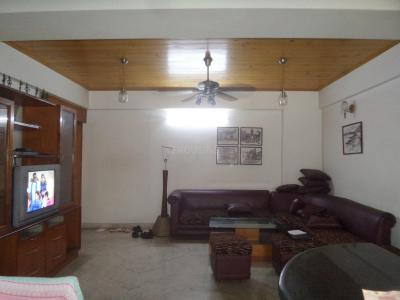 Gallery Cover Image of 1574 Sq.ft 3 BHK Apartment for rent in Tollygunge for 45000