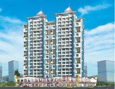 Gallery Cover Image of 1650 Sq.ft 3 BHK Apartment for buy in Gajra Bhoomi Heights, Kharghar for 18500000