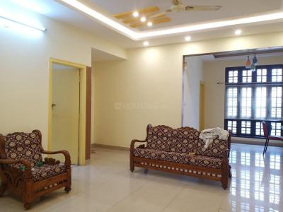 Gallery Cover Image of 1800 Sq.ft 3 BHK Apartment for rent in GBS Lavelle, Ashok Nagar for 65000