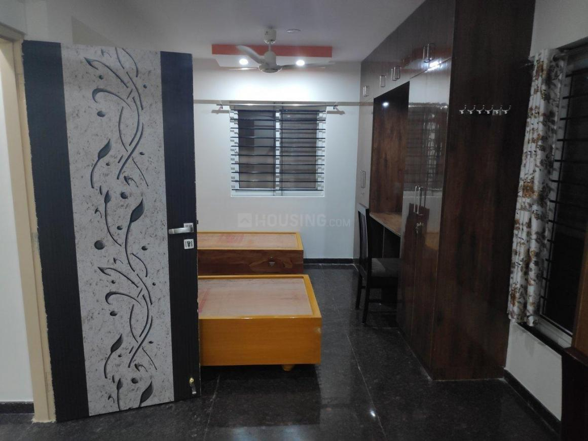 Bedroom Image of 600 Sq.ft 1 BHK Apartment for rent in RR Nagar for 12000