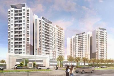 Gallery Cover Image of 700 Sq.ft 1 BHK Apartment for buy in Hinjewadi for 3700000