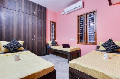 Bedroom Image of Oyo Life Chn1136 Tidel Park in Thiruvanmiyur