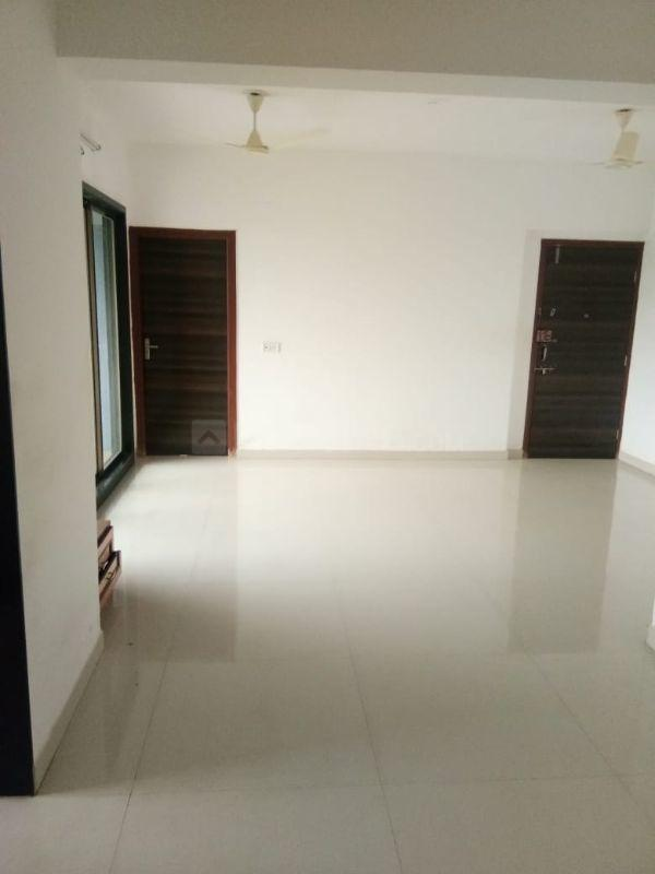 Living Room Image of 1500 Sq.ft 3 BHK Apartment for rent in Kalyan West for 22000