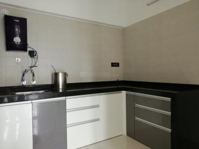 Gallery Cover Image of 1250 Sq.ft 3 BHK Apartment for rent in Dhanori for 19000