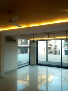 Gallery Cover Image of 4500 Sq.ft 4 BHK Independent Floor for rent in Maharani Bagh for 165000