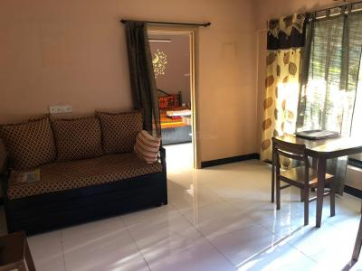 Gallery Cover Image of 600 Sq.ft 1 BHK Apartment for rent in Goregaon East for 23000