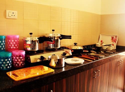 Kitchen Image of A803 Utopia Casa Bella Gold in Dombivli East