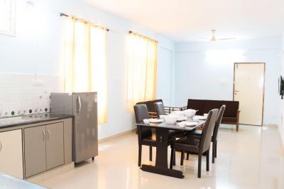 Dining Room Image of 302- Prakruthi Cross in Dasarahalli
